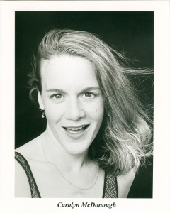 Carolyn McDonough HeadShot