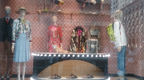 GucciIguana Window
